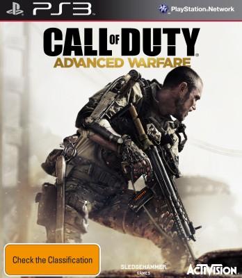 Call Of Duty : Advanced Warfare(for PS3)