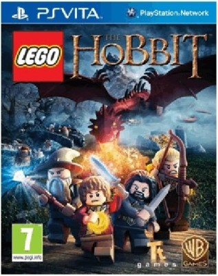 Lego The Hobbit : The Video Game(for PS Vita)  available at flipkart for Rs.1490