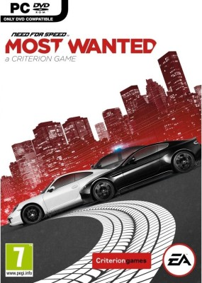 Need For Speed : Most Wanted (2012)(for PC) at flipkart