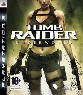 Tomb Raider: Underworld [Essentials](for PS3)