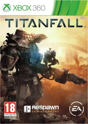 Titanfall(for Xbox 360)  available at flipkart for Rs.1299