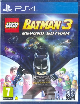 Lego Batman 3 : Beyond Gotham for PS4 PS4 Physical Games