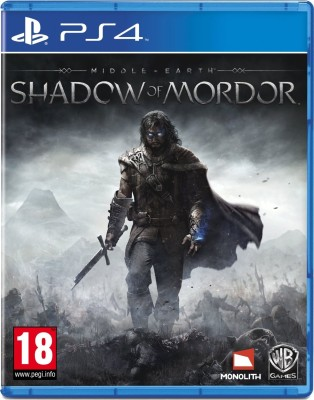 Middle - Earth : Shadow Of Mordor(for PS4) at flipkart