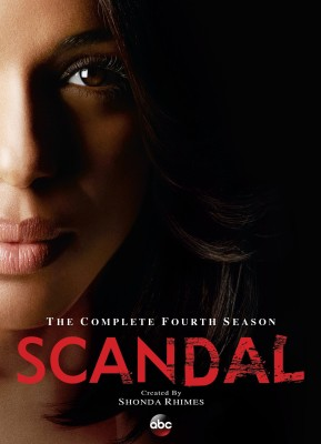 Scandal - 4 4 (The Complete Fourth Season)(DVD English)