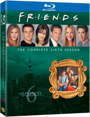 Friends Season - 6 6(Blu-ray English)