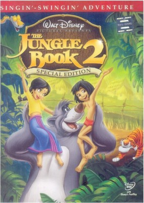 Jungle Book 2(DVD English)