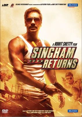 Singham Returns(DVD Hindi)