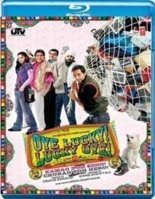 Oye Lucky! Lucky Oye!(Blu-ray Hindi)