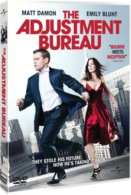 The Adjustment Bureau(DVD English)