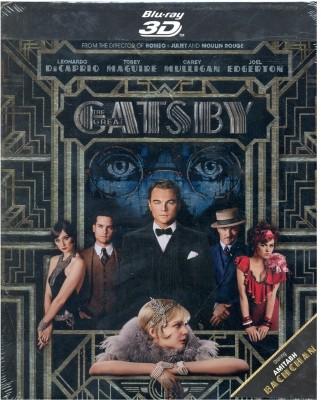 The Great Gatsby - 3D (Steel Book)(Blu-ray English)