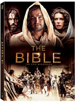 The Bible - The Epic Miniseries (4-Disc Box Set) 1(DVD English)