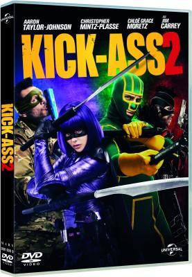 Kick-Ass 2(DVD English)