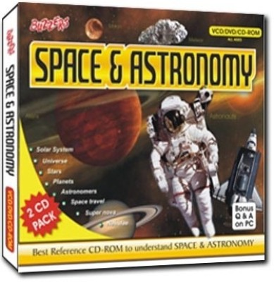 Buzzers Space & Astronomy(VCD English)