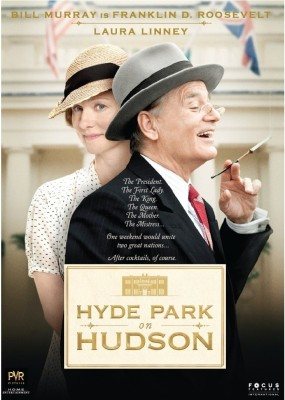 Hyde Park On Hudson(DVD English)
