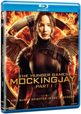 The Hunger Games : Mockingjay - Part 1(Blu-ray English)