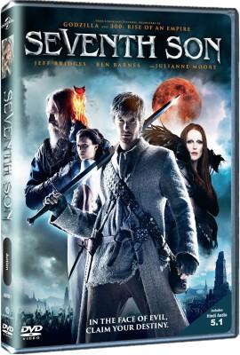 Seventh Son(DVD English)