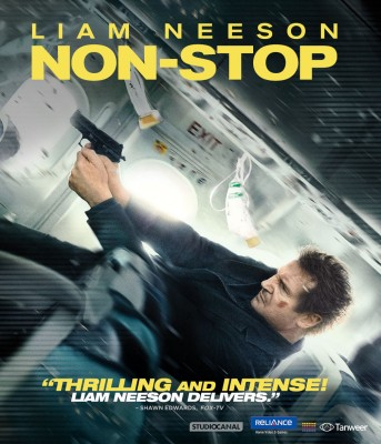 Non-Stop(Blu-ray English)