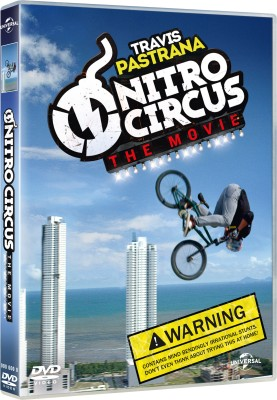 Nitro Circus : The Movie(DVD English)