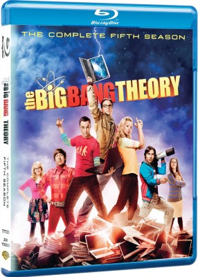 The Big Bang Theory 5(Blu-ray English)