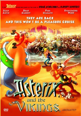 Asterix And The Vikings(DVD English)