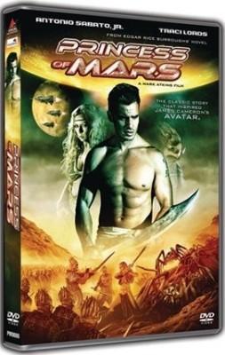 Princess Of Mars(DVD English)