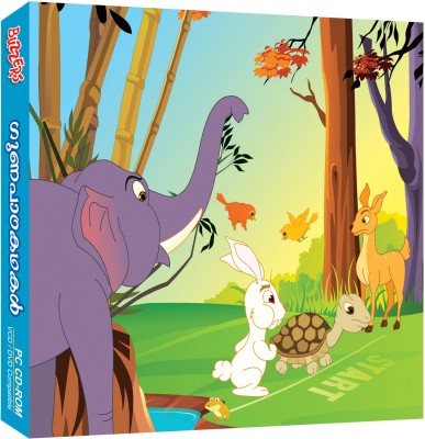 Buzzers Moralstories Vol 1(VCD malayalam)  available at flipkart for Rs.99