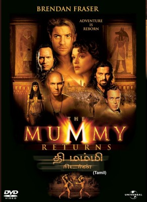 The Mummy Returns(DVD tamil)  available at flipkart for Rs.89