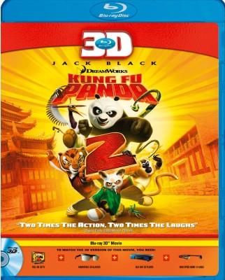 Kung Fu Panda 2 3D 3D Blu ray English Movies