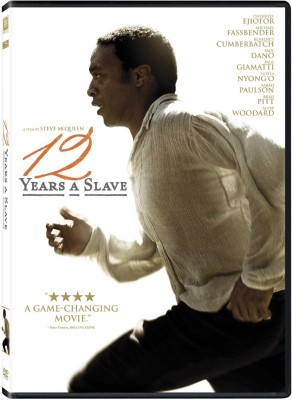 12 Years A Slave(DVD English)