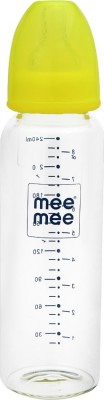 MeeMee PREMIUM FEEDING BOTTLE� - 240 ml(Green)