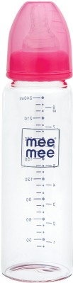MeeMee PREMIUM FEEDING BOTTLE� - 240 ml(Pink)