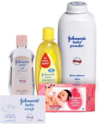Up to 20% Off Johnson & Johnson