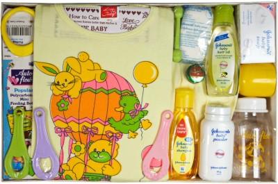 Love Baby Care Combo(Yellow)