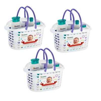 Himalaya Herbals Babycare Gift Basket Combo(White)  available at flipkart for Rs.1679
