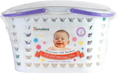 Himalaya Babycare Gift Basket Value Pack(White)  available at flipkart for Rs.649