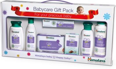 Himalaya Baby Care Gift Pack Big(Blue)