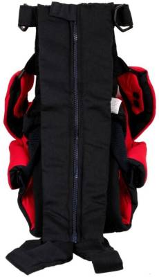 Koochi Koo Kangaroo Bag 3 Way Red Navy Blue Baby Carrier