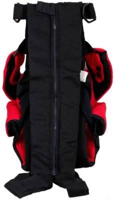 Koochi Koo Kangaroo Bag 3 Way Red Navy Blue Baby Carrier