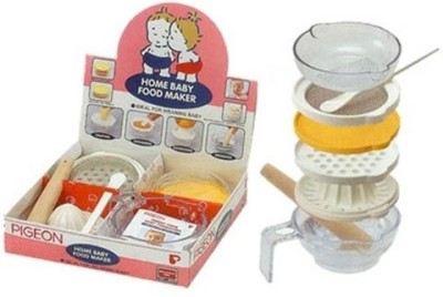 Pigeon Home Baby Food Maker(White)  available at flipkart for Rs.1260