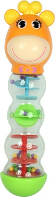 Babysid Collections Baby Multi Learning Toy Rattle(Multicolor)