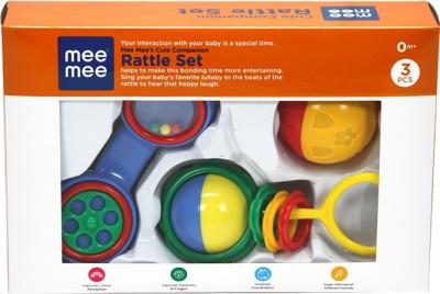 Meemee MM-301 Rattle(Multicolor)
