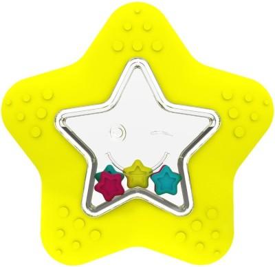 Funskool Giggles Star fish Rattle(Multicolor)