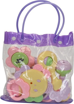 Aarushi Kids Toys Rattle(Multicolor)