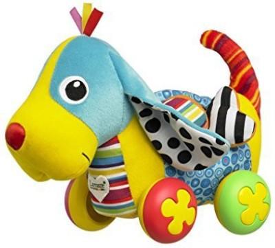 Lamaze Pippin' The Push Along Pup Rattle(Multicolor)