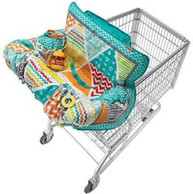 Infantino 204 166 Baby Shopping Cart Cover(Mullti Color)