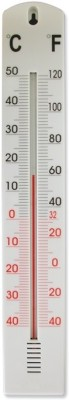 Gauba Traders Wall hanging Bath Thermometer(White)  available at flipkart for Rs.149
