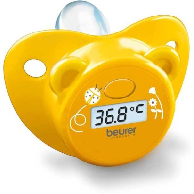 Beurer BY 20 Bath Thermometer(Yellow)