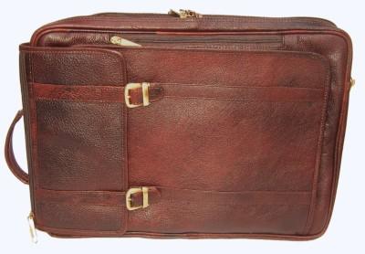 PE RBS07 25 L Large Laptop Backpack Brown PE Backpacks