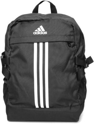 ADIDAS BP PoweriiiM 20 L Laptop Backpack(Black, White)
