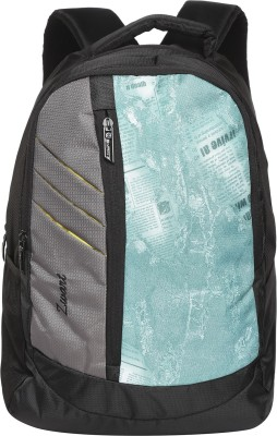 Zwart REDOM NSG 25 L Medium Backpack Black, Grey Zwart Backpacks